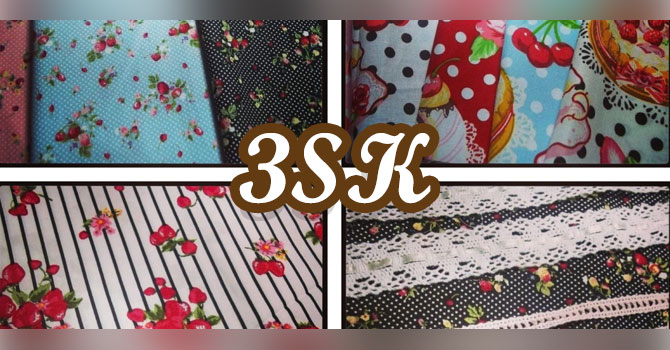 Taobao Tuesday: Cute Fabrics through DHS Taobao Service
